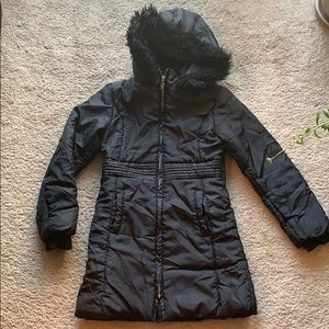 Guess Warm puffer with hood and two pockets